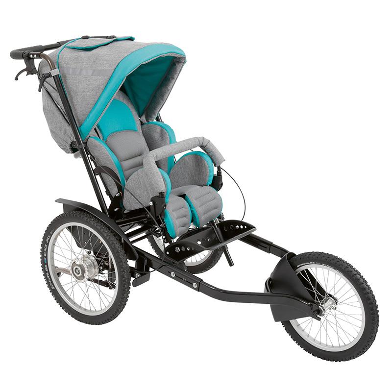 Детская инвалидная коляска КИМБА КРОСС