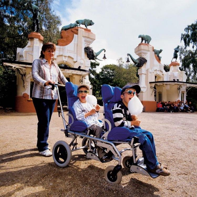 Инвалидная кресло-коляска Otto Bock Кимба Инлайн