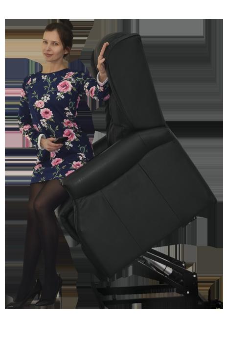 Массажное кресло-реклайнер OTO Lift Chair LC-800