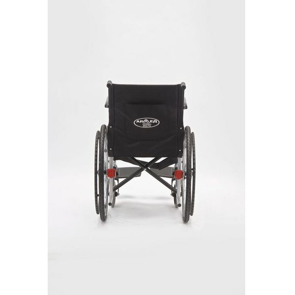 Инвалидная кресло-коляска H007