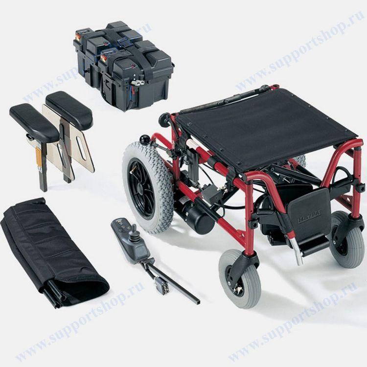 Инвалидная электроколяска Meyra Clou 9.500 PREMIUM