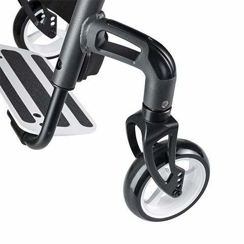 Инвалидная кресло-коляска активного типа Meyra Nano