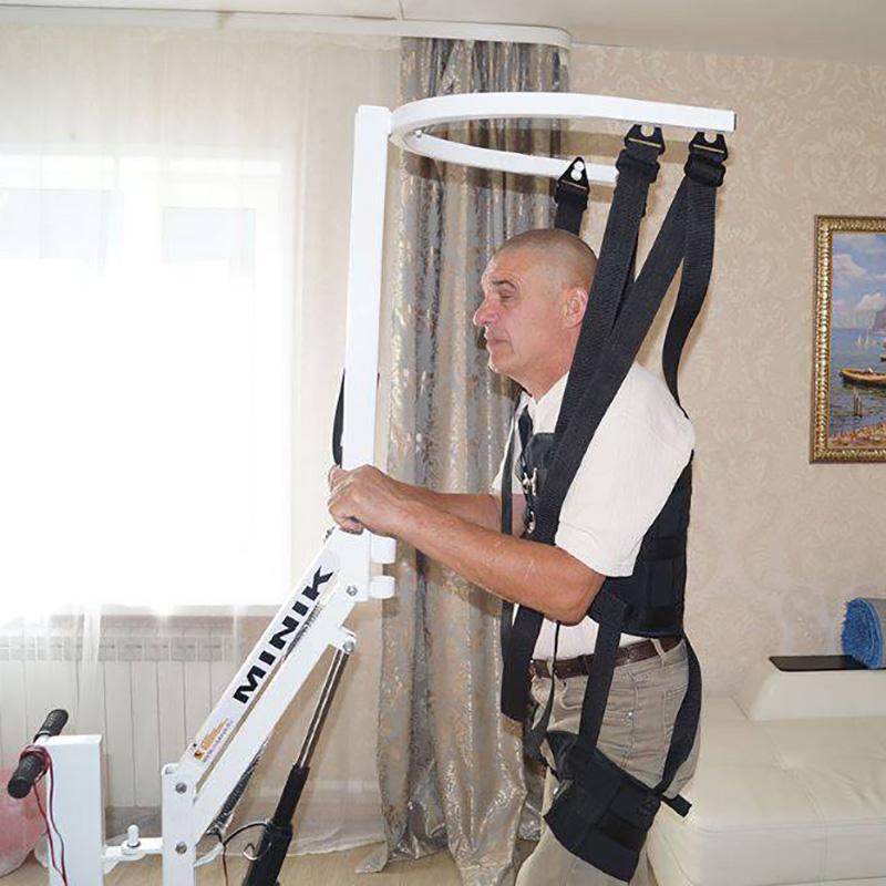 Вертикализатор с электроприводом для взрослых инвалидов МИНИК
