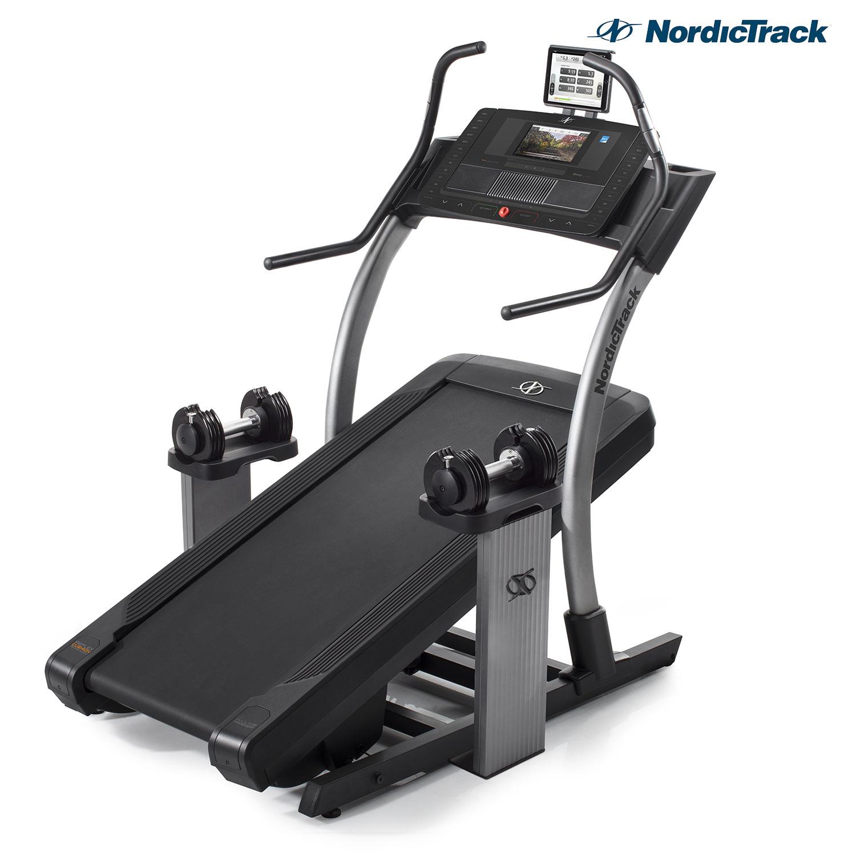 Беговая дорожка NordicTrack Incline Trainer X9i NEW