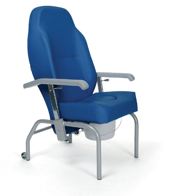 Кресло-стул повышенной комфортности Normandie с санитарным оснащением