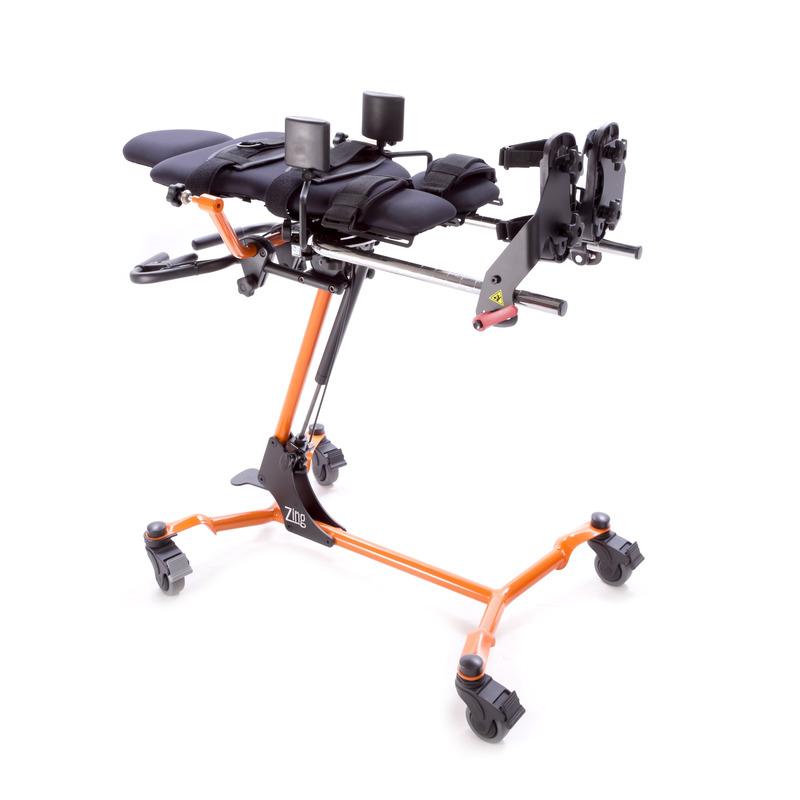 Передний - заднеопорный вертикализатор с разведением ног EasyStand Bantam Zing MPS TT Размер 1 PA5520TT