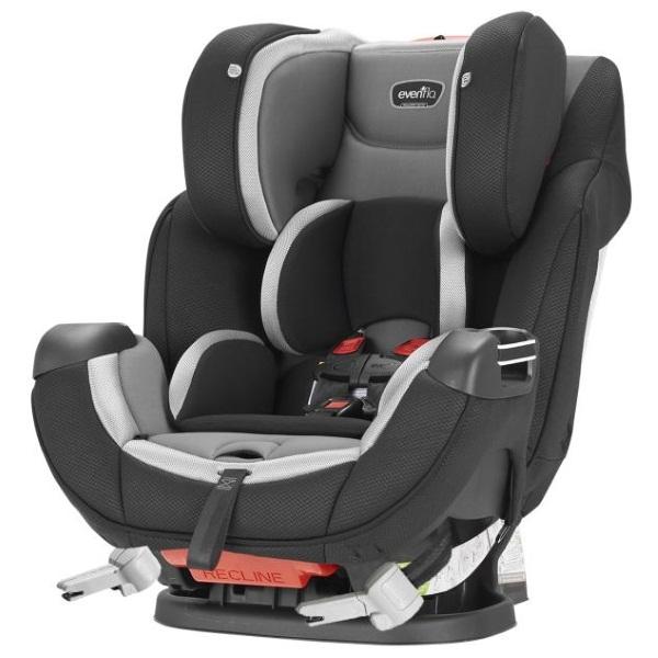 Автомобильное кресло для детей с ДЦП Symphony e3 DLX Platinum Series Apex (Rollover tested)