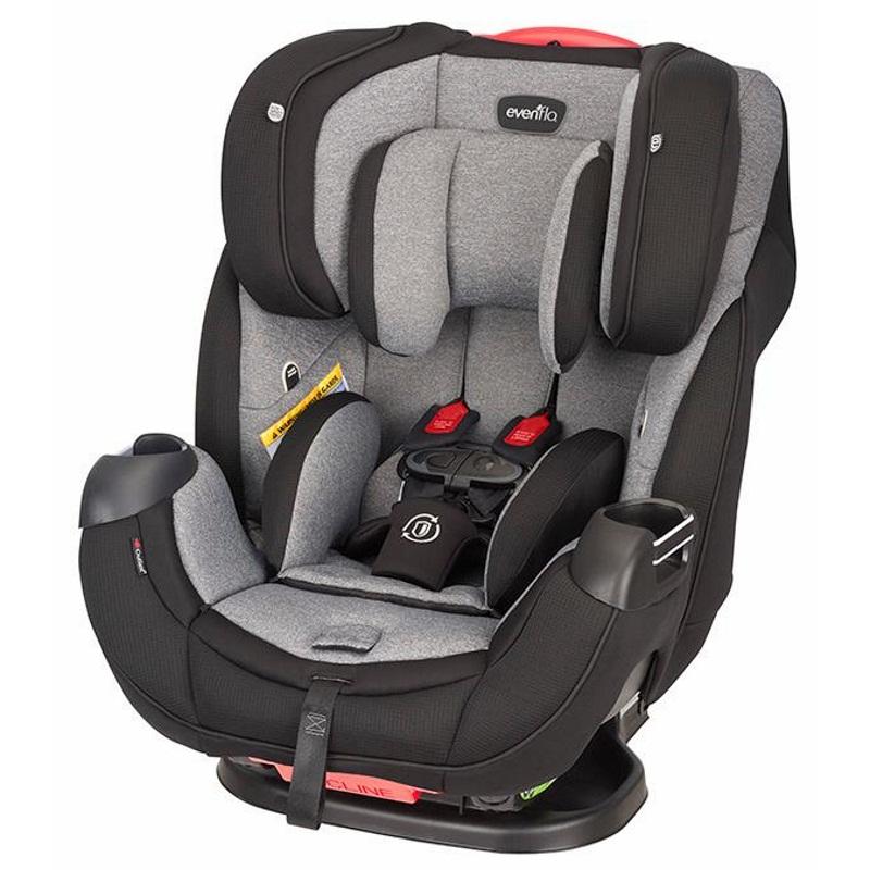 Автомобильное кресло для детей с ДЦП Symphony e3 DLX Platinum Series Ashland Gray (Rollover tested)