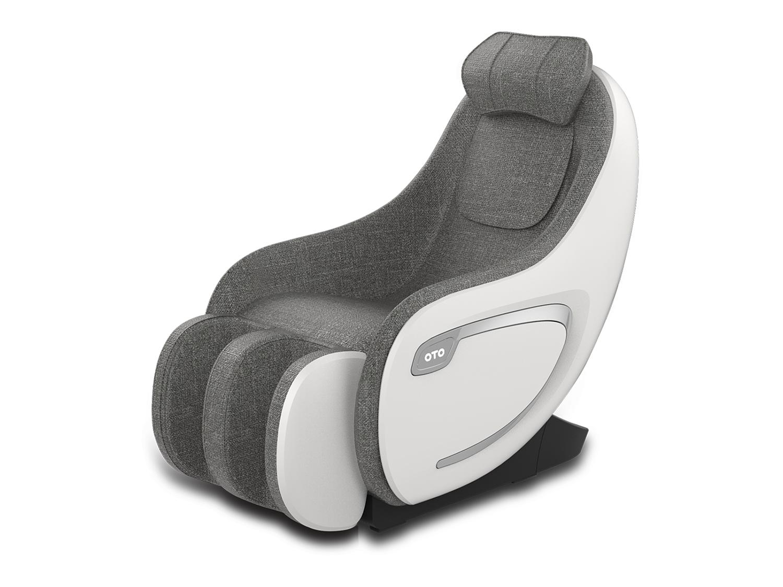 Массажное кресло OTO Quantum EQ-10 Check Grey