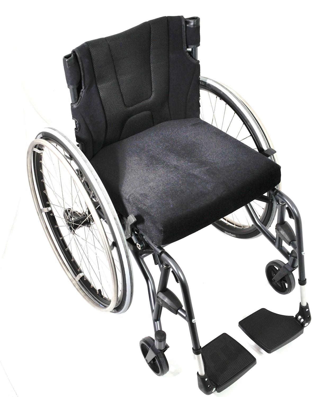 Активная инвалидная коляска PANTHERA S3 SWING SHORT