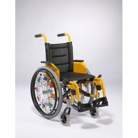 Инвалидная кресло-коляска Vermeiren Eclips X4 Kids