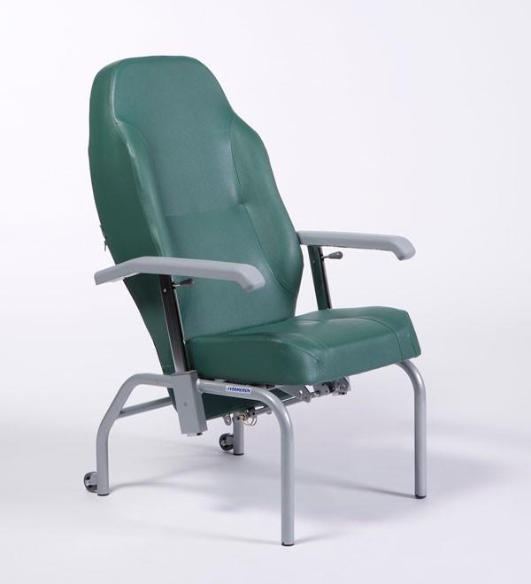Кресло-стул повышенной комфортности Normandie с фиксируемой спинкой