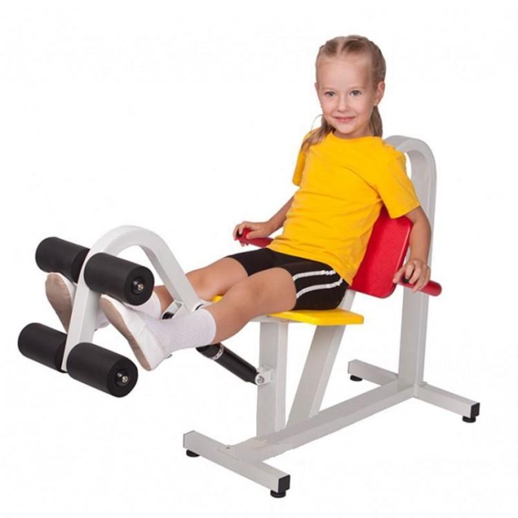 Тренажер силовой детский Разгибание ног