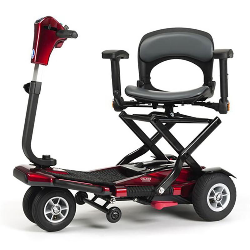 Электрическая инвалидная кресло-коляска (скутер) Vermeiren Sedna PREMIUM