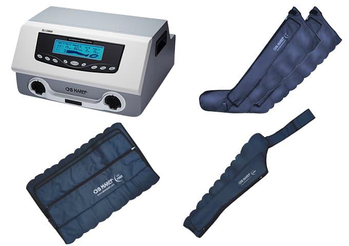Аппарат для лимфодренажа Doctor Life Lympha-Tron (DL 1200 L, раздельная комплектация)