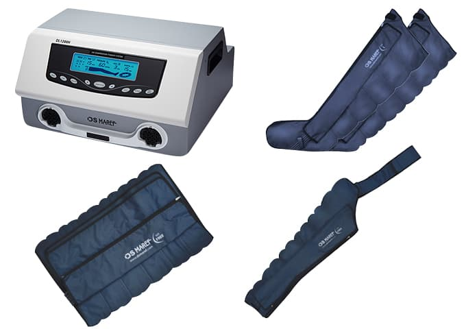 Аппарат для прессотерапии Doctor Life Lympha-Tron (DL 1200 L, раздельная комплектация)