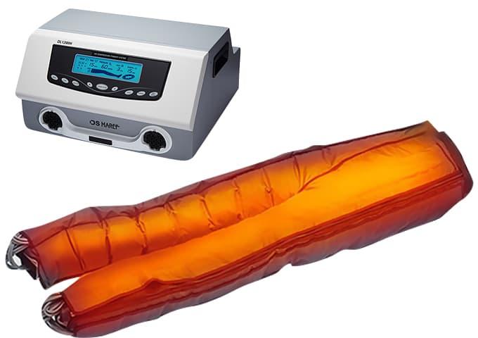 Аппарат для лимфодренажа Doctor Life Lympha-Tron DL 1200 L (комбинезон+ infrarot)