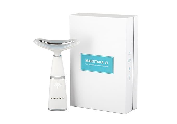 Аппарат для омоложение и подтяжка кожи шеи Marutaka Vibro Lift (VL)