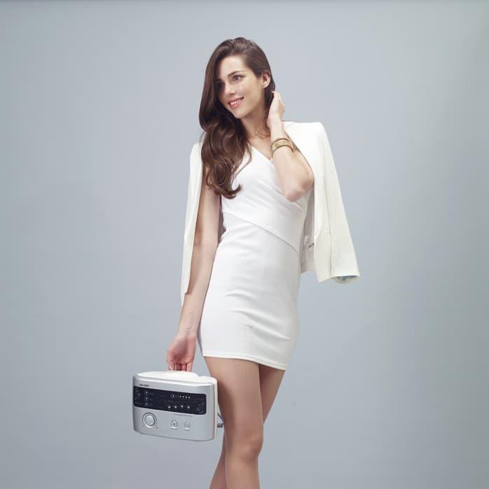 Аппарат для лимфодренажа Premium Medical LX9 (Lympha-sys9) + манжеты для ног (XL) + шорты для похудения + манжета для руки