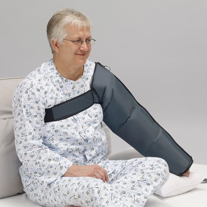 Аппарат для лимфодренажа Doctor Life LX7 + манжета для руки