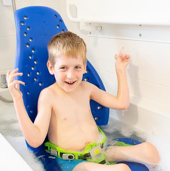 Сиденье для купания детей с ДЦП Firefly by Leckey Splashy