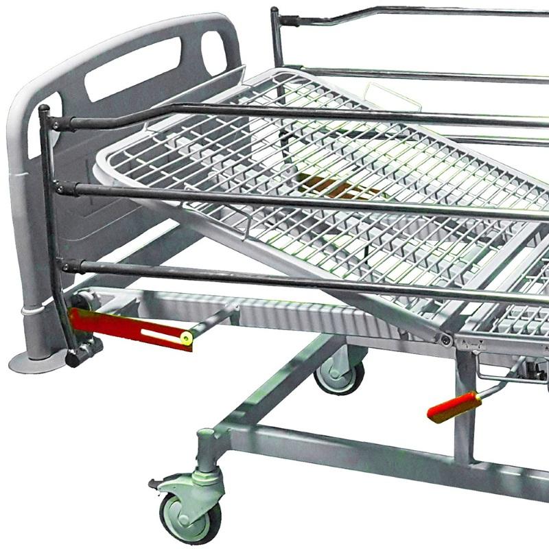 Кровать 4 х секционная Vermeiren Luna Metall