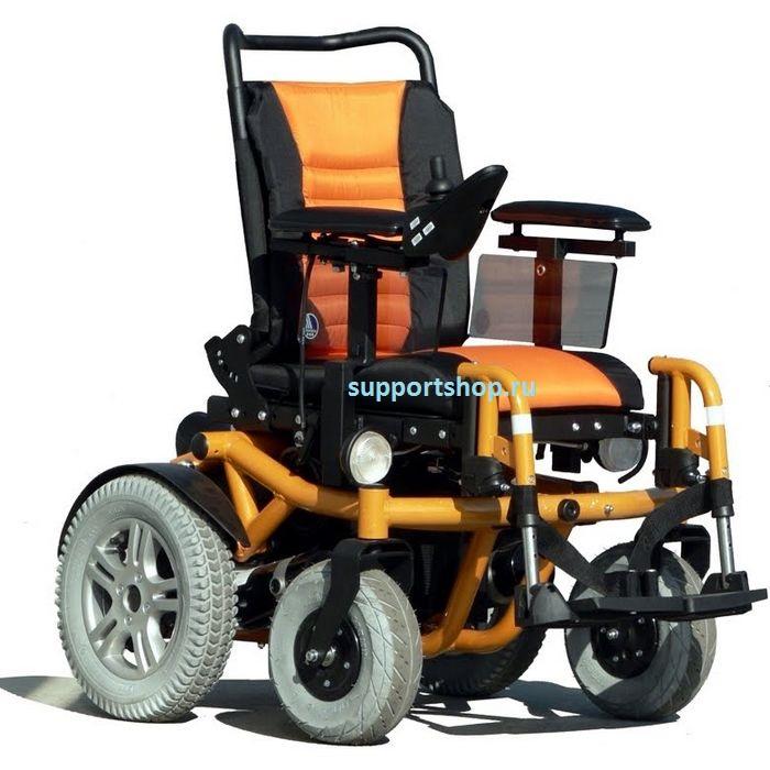 Кресло-коляска Vermeiren Forest kids с электроприводом