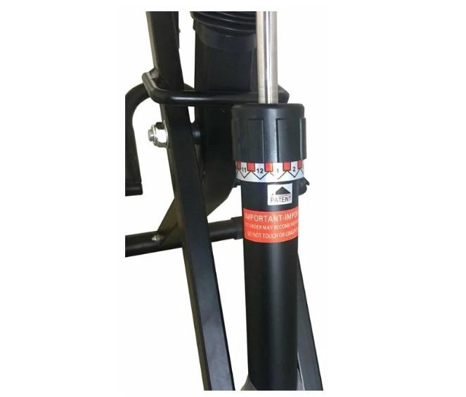 Вертикальный велотренажер DFC VT-301