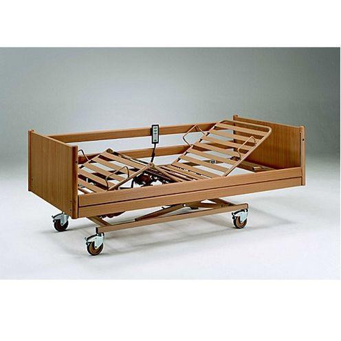 Кровать функциональная четырехсекционная с электроприводом Westfalia III
