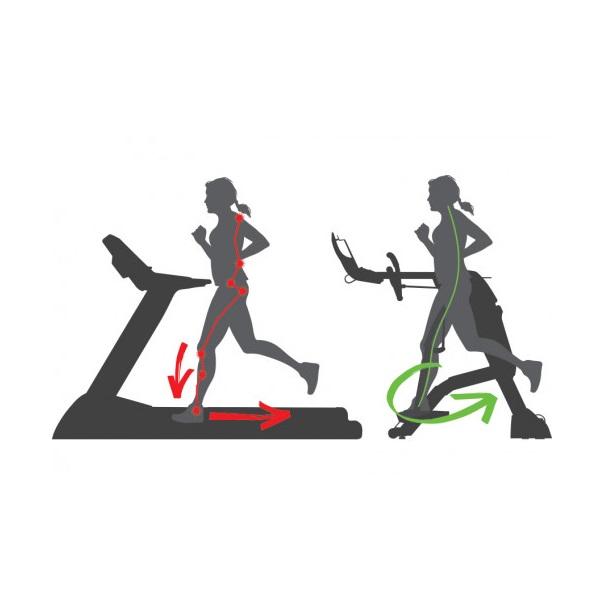 Тренажер-экзоскелет Octane Fitness Zero Runner ZR7000 Standard