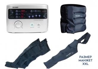 Аппарат для прессотерапии Premium Medical LX9 (Lympha-sys9) + манжеты на ноги (XXL) + пояс для похудения +манжета на руку