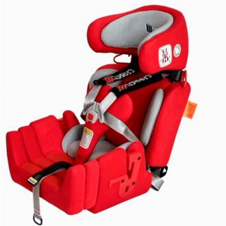 Автомобильное кресло для детей c ДЦП Marubishi Carrot 3 размер L (рост 160 см)