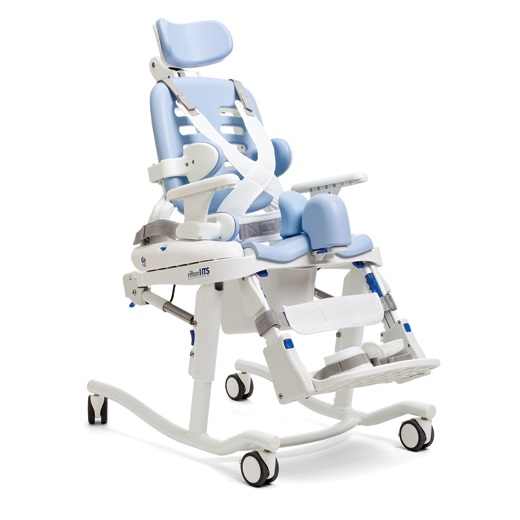 Инвалидное кресло для туалета Rifton HTS Z110 / Z120 / Z130