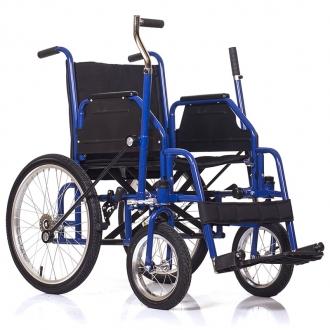Инвалидная кресло-коляска с рычажным приводом 520 AC (Base 145)