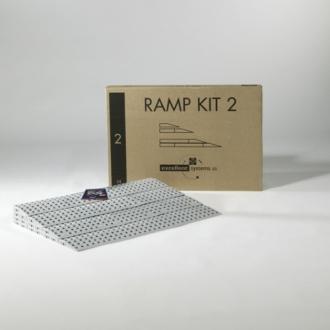 Мобильный складной пандус RAMP KIT 2