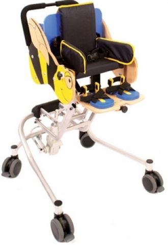 Комнатная кресло-коляска для детей с ДЦП Jenx Пчелка NM01
