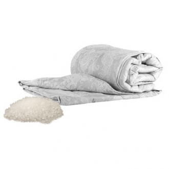 Утяжеленное одеяло с наполнителем полимер