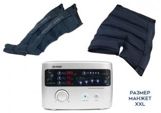 Аппарат для прессотерапии Premium Medical LX9 (Lympha-sys9) манжеты на ноги (XXL), шорты для похудения