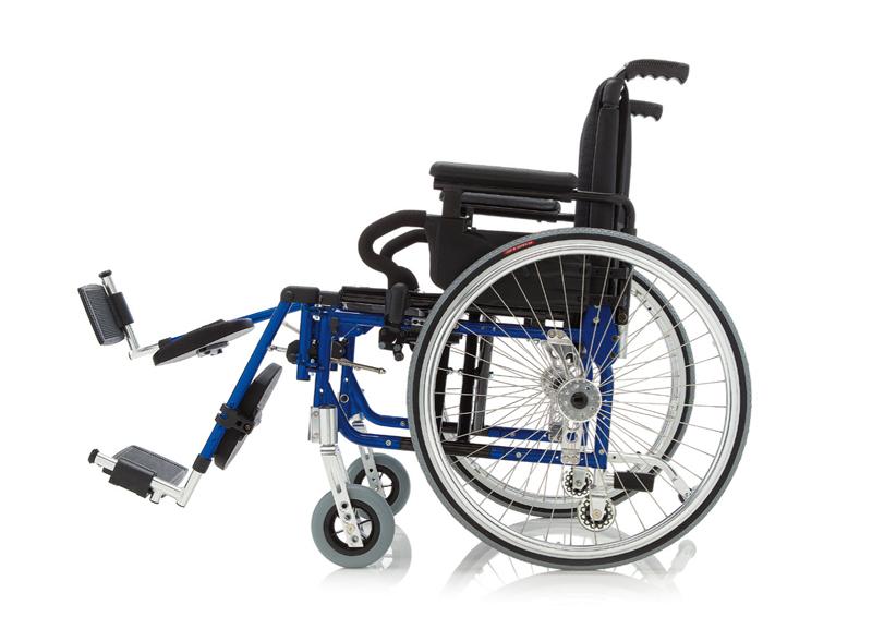 Кресло-коляска активного типа Progeo Basic light