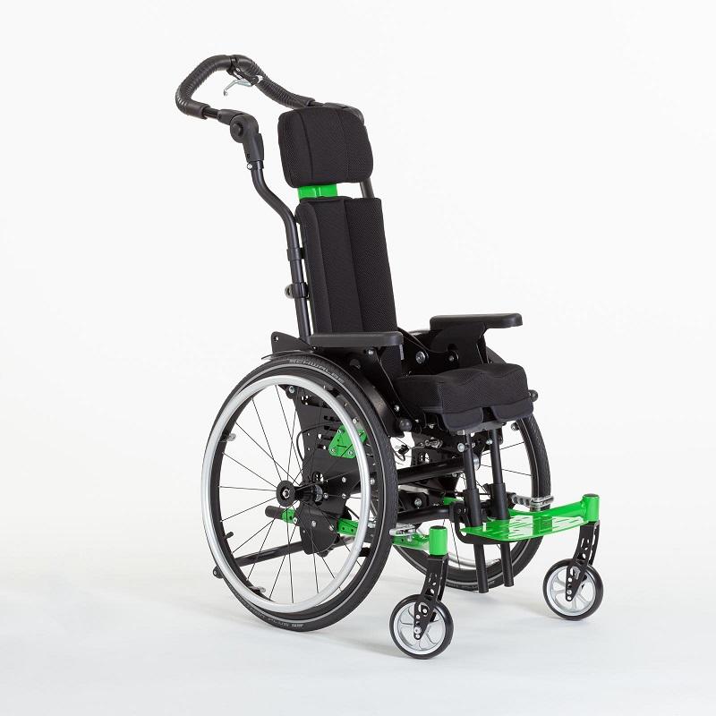 Активная кресло-коляска для детей с ДЦП HOGGI SWINGBO-VTi