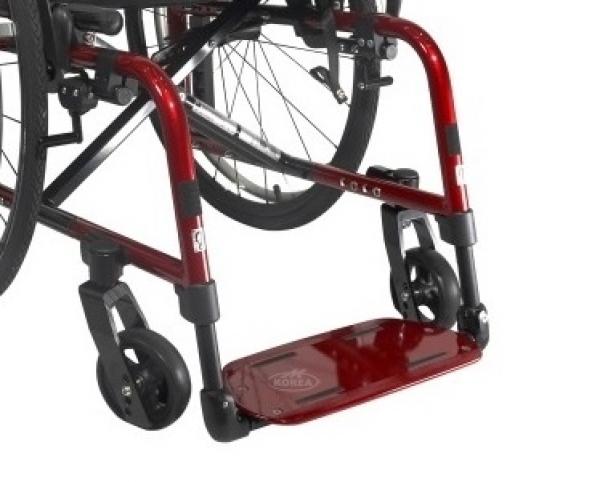 Kресло-коляска активного типа Kuschall Compact, Швейцария