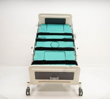 Электрическая кровать-вертикализатор с функцией переворачивания и туалетом LIFT UP 2.0