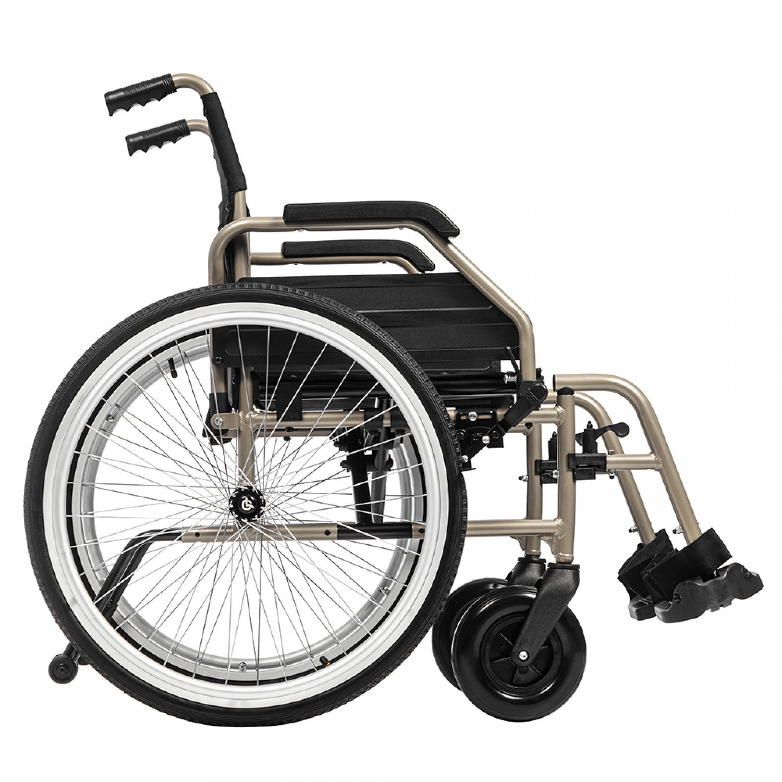 Механическая коляска Ortonica Base 170