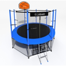 Батут I-Jump Basket 10FT Blue