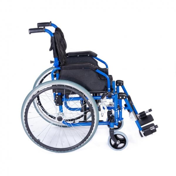 Детская инвалидная коляска для управления одной рукой Titan LY-250-980-C