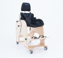 Реабилитационное кресло Akcesmed Слоненок Bodymap SL1