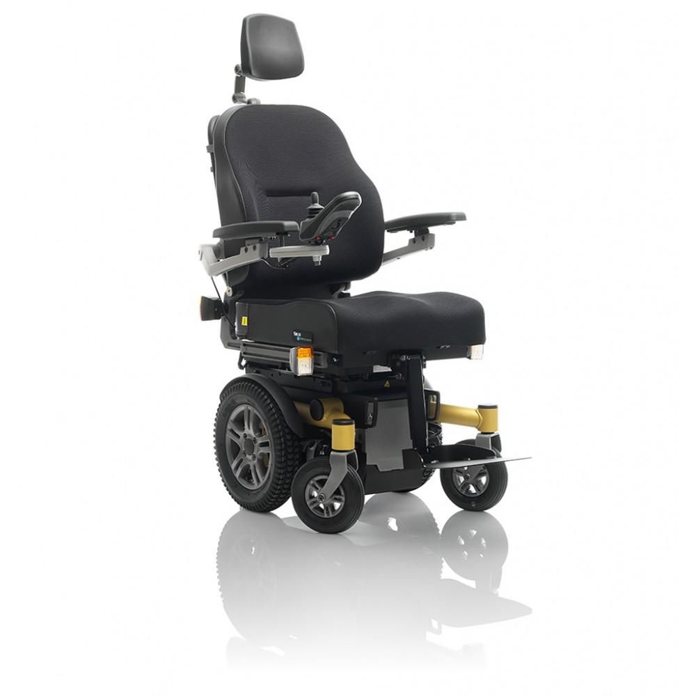 Кресло-коляска с электроприводом Dietz power SANGO Slimline