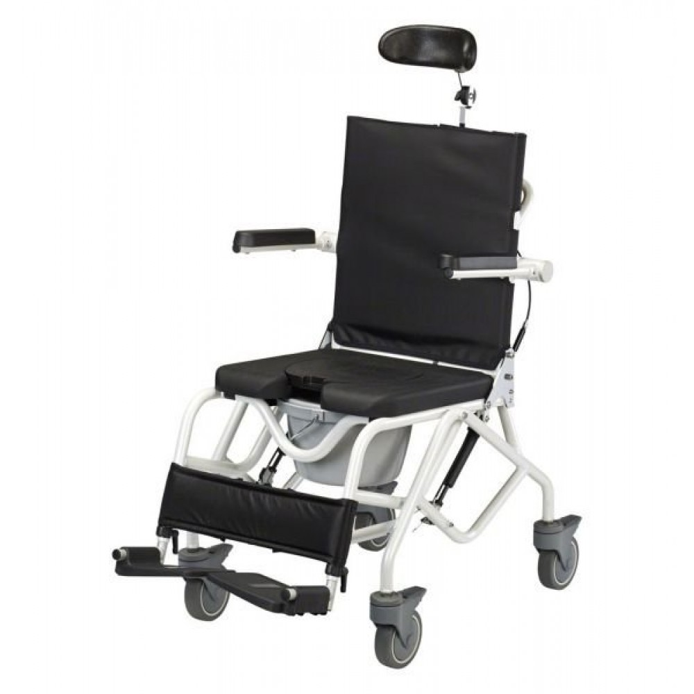 Кресло-коляска с туалетным устройством Dietz Baja