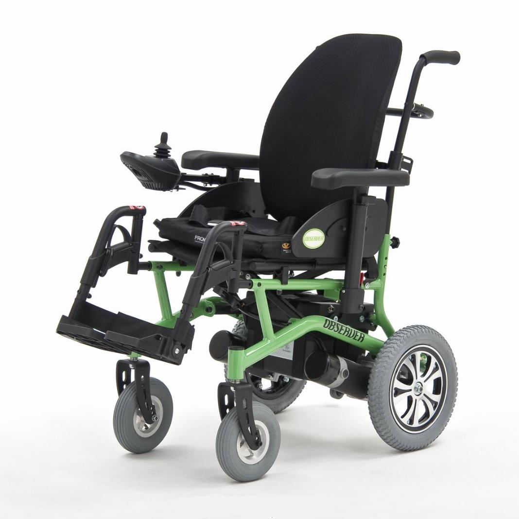 Кресло-коляска с электроприводом Observer стандарт (Модуляр детский)