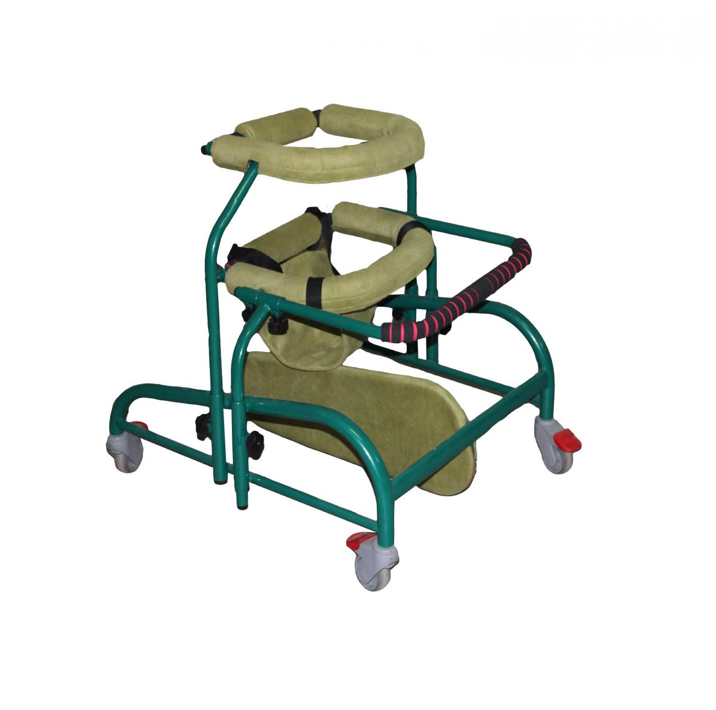 Ходунки на колесах для инвалидов ОХД-317 (Размер 1)
